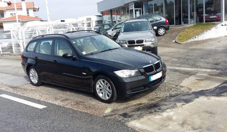 BMW 318 D TOURING cheio