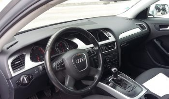 Audi A 4 2.0 TDI 144 CV  EXCLUSIVE completo