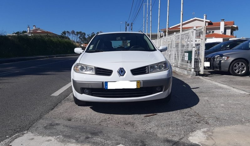 RENAULT MEGANE 1.5 DCI  EXTREME  SW  C/AC completo