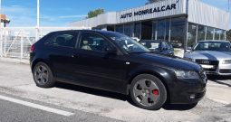 Audi A 3 3.2 V 6   16 V  –  SPORT QUATTRO 280 CV  C/GPS