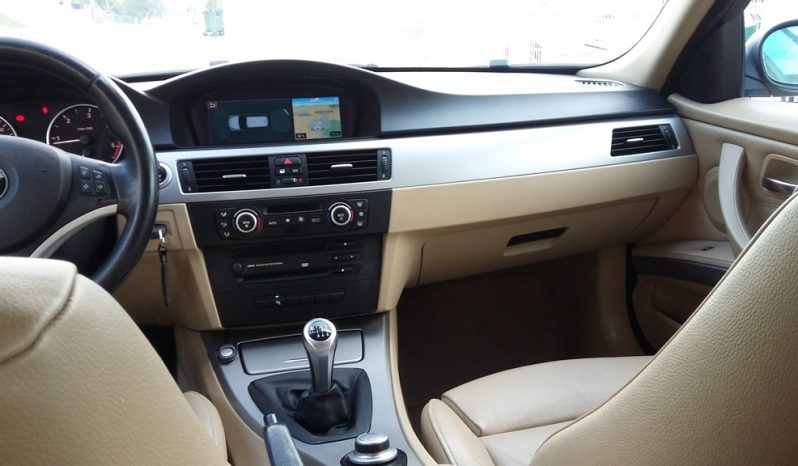 BMW 320 D TOURING   C/GPS completo