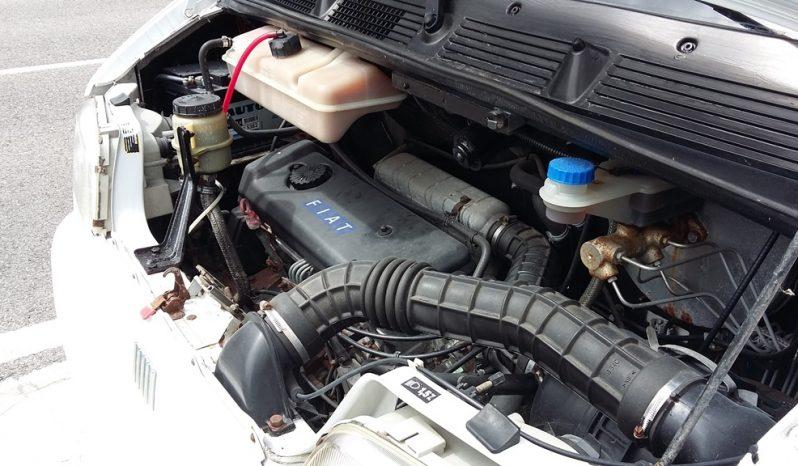 Fiat Ducato 2.5 D  AUTO CARAVANA   5  LUGARES   2  CAMAS CASAL   2  INDIVIDUAIS completo