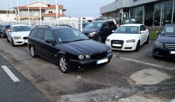 JAGUAR X-TYPE SW  2.0 D EXECUTIVE completo
