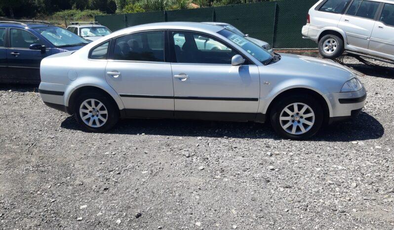 VW. PASSAT 1.9  TDI 130  CV  SPORT – C/CAIXA AUTOMÁTICA completo