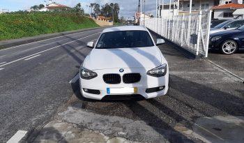 BMW  Serie 1 2.0  D  SPORT  –  PELÍCULAS NOS VIDROS completo