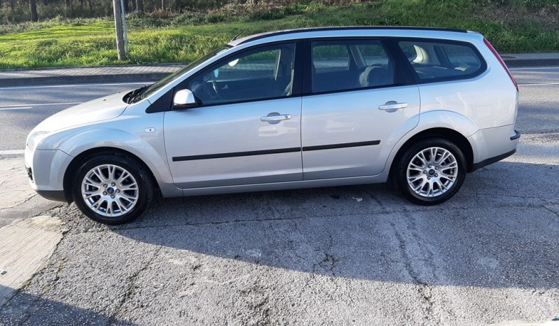 Ford Focus  1.6 TDCI  SW  SPORT  C/AC completo