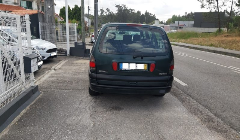 RENAULT GRAND ESPACE   2.2  TD  EXECUTIVE –  7 LUGARES  C/AC completo