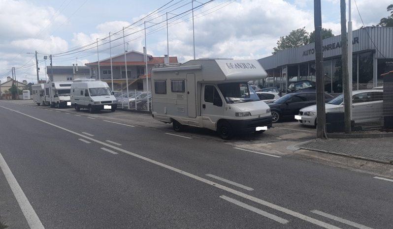 FIAT DUCATO 2.0 TDI  AUTO-CARAVANA – 5 LUGARES –  4 DORMIDAS completo