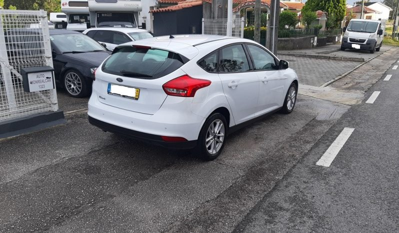 FORD FOCUS 1.5  TDCI  ST-LINE C/AC Electrónico completo