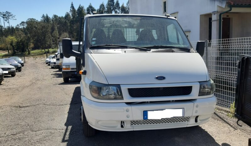 Ford Transit 2.4 TDDI  CAIXA ABERTA  – 3  LUGARES – IVA DEDUTIVEL completo