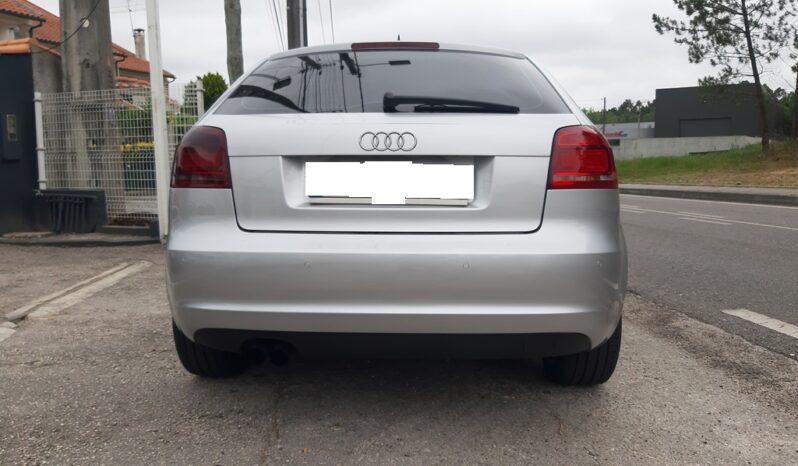 Audi A 3 2.0 TDI  SPORT  S – TRONIC completo